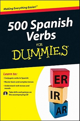 500 Spanish Verbs for Dummies By Smith, Laura L.